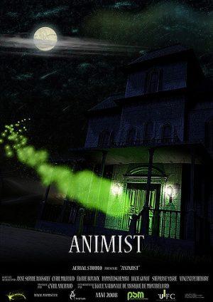 Animist projet Rhizome master 1 PSM Montbéliard