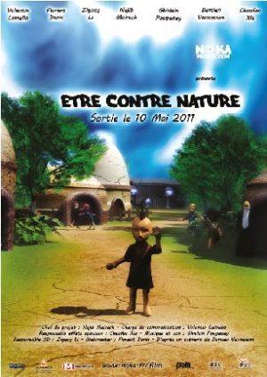 Etre Contre Nature projet Rhizome master 1 PSM Montbéliard
