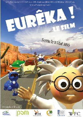 Eureka projet Rhizome master 1 PSM Montbéliard