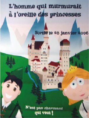 L'Homme qui murmurait à l'oreille des princesses projet rhizome master 1 psm Montbéliard