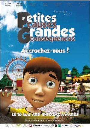 Petites Causes Grandes Consequences projet Rhizome master 1 PSM Montbéliard