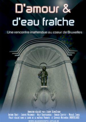 D'amour et d'eau fraiche - projet rhizome 3d master 1 psm Montbéliard