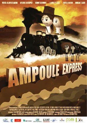 ampoule express projet Rhizome master 1 PSM Montbéliard