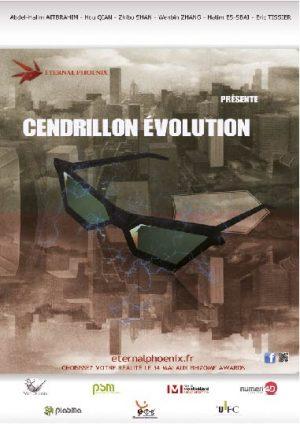 cendrillon evolution projet Rhizome master 1 PSM Montbéliard