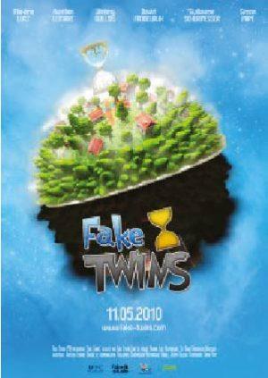 fake twins projet Rhizome master 1 PSM Montbéliard