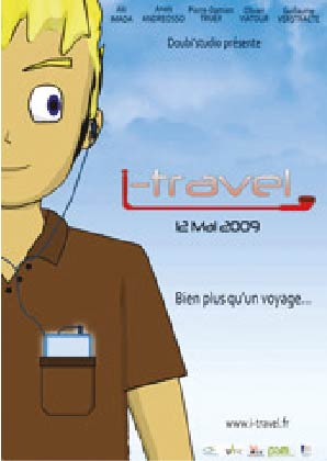 iTravel projet Rhizome master 1 PSM Montbéliard
