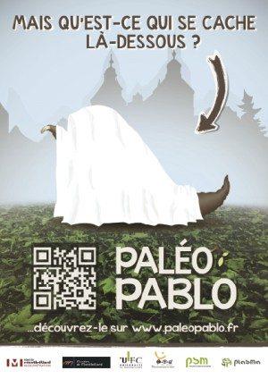 Paleopablo projet rhizome du Master 1 Produits et Services Multimédia